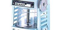 ブロック用カキ氷機の写真